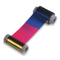 81738 Fargo YMCKK Ribbon - 250 Prints {map:136.5}