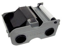 44201 Fargo Premium Black Monochrome Ribbon Kit - 1000 Prints