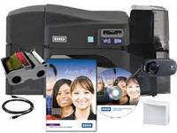 52600 Fargo DTC4250e Single-Sided ID Card System {map:3799}