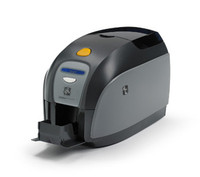 Z11-0M00C000US00 Zebra ZXP Series 1 ID Card Printer System, Single-Sided W/Magnetic Stripe Encoding {map:2495}