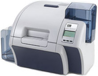Z81-000C0000US00 Zebra ZXP Series 8 ID Card Printer Single-Sided - Configurable {map:4395}