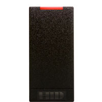 900NTNNEKE0000 HID iCLASS SE R10 Contactless Smart Card Reader, Mini-Mullion Mount - Qty. 1
