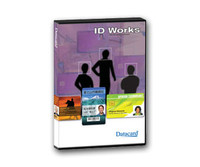 571897-003 Datacard ID Works v.6.5 Standard Identification Software - Qty. 1 {map:2370.25}