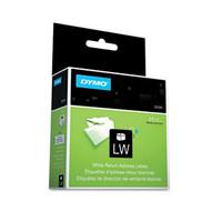 "30332 Dymo LabelWriter Square Multipurpose Labels White 1"" x 1"" 750 per roll, 1 roll per box"