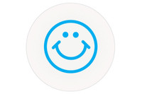 08140 - Half-day Smiley Face Timing Cover - Pkg. of 1,000