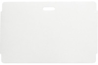 "03970 Thermal-printable Non-expiring Printable Clip-on Cardbadge 2 1/8"" X 3 13/16""- Pkg. of 1,000"