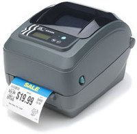 Zebra GX430T Thermal Transfer Printer - Qty. 1