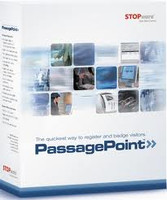3935-1209 PassagePoint Express Visitor Management System - Qty. 1