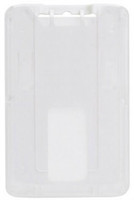 1840-6648 B-Holder White Rigid Vertical Holder - Qty. 100