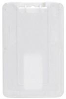 1840-6648 B-Holder White Rigid Vertical Holder - Qty. 100