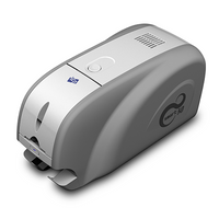 651096 Smart-30S ID Card Printer Single-Sided with Magnetic Stripe Encoding {map:1865.00}
