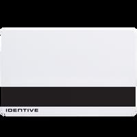 4030 Identive ISO Thin PVC Proximity Card W/Magnetic Stripe - Qty. 100