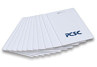 PC-74 PCSC ISO Standard Sized Proximity Card - 37 Bit Format - Qty. 100