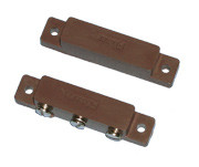 1000-34WBR Brown Surface Mount SPDT Screw Mount Contacts