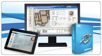 LiNC-NXG-M PCSC Software 10,000 active cardholders, 24 reader capacity