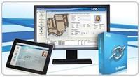 LiNC-NXG-M PCSC Software 10,000 active cardholders, 24 reader capacity