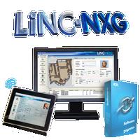 LiNC-NXG-XL PCSC Software 25,000 active cardholders, 128 reader capacity