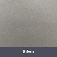 """Ultra Metallic Silver 12"""" x 15"""""""