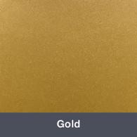"""Ultra Metallic Gold 12"""" x 15"""""""