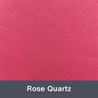 """Ultra Metallic Rose Quartz 12"""" x 15"""""""