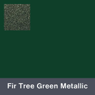 "Fir Tree Green Metallic 951 12"" x 15"""