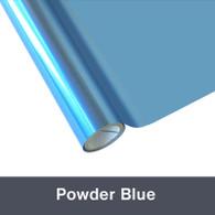 "Powder Blue Textile Foil 12"" x 1 yd"