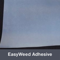 """Easyweed Adhesive 12"""" x 12"""" iron-on"""