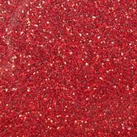 "Iron-on Red Glitter 19.75"" x 36"""