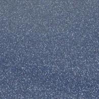 "Iron-on Sapphire Glitter 19.75"" x 36"""