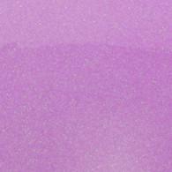 """Iron-on Neon Purple Glitter 19.75"""" x 36"""""""
