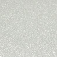 """Iron-on White Glitter 19.75"""" x 36"""""""