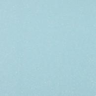 """Iron-on Neon Blue Glitter 19.75"""" x 36"""""""