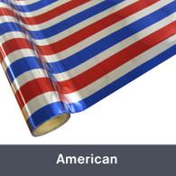"American Textile  Foil 12"" x 1 yd"