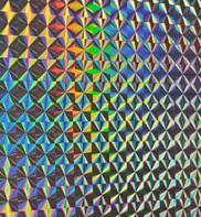 """Mosaic Silver 12"""" x 24"""""""