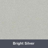 Iron-on Bright Silver TurboFlex