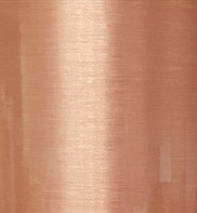 "Brushed Rose Gold 12"" x 24"""