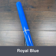 "Iron-on Royal Blue TurboFlex 15"" x 36"" (1yd) Roll"