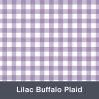 Lilac Buffalo Plaid