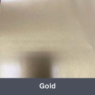 "Metallic Gold  IP3600 (Gloss) 12"" x 24"" Permanent"