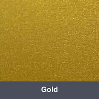 Iron-on Blockout Gold