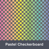 Pastel Checkerboard