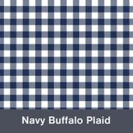 "Navy Buffalo Plaid  MATTE Permanent  Vinyl 12""x  12"""