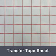 "Transfer Tape Sheet 12""x24"""