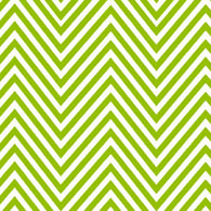 "Iron-on Chevron Lt.Green 12"" X 14.75"""