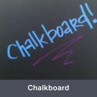"Chalkboard Vinyl 12""x24"""