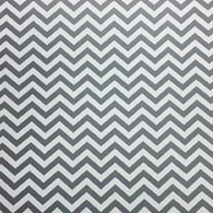 "Grey Chevron (Matte) 12""x 24"""