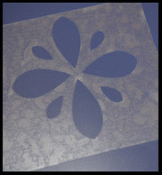 "Polycarbonate Stencil Sheet 12""x12"""