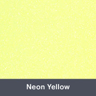 """Iron-on Neon Yellow Glitter 19.75"""" x 12"""""""