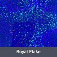 """Royal Blue Flake 12"""" x 24"""""""