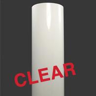 """Clear (Gloss) 12"""" x 5yd"""